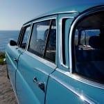 Fue uno de los primeros automóviles en contar con válvulas de descompresión del habitáculo.