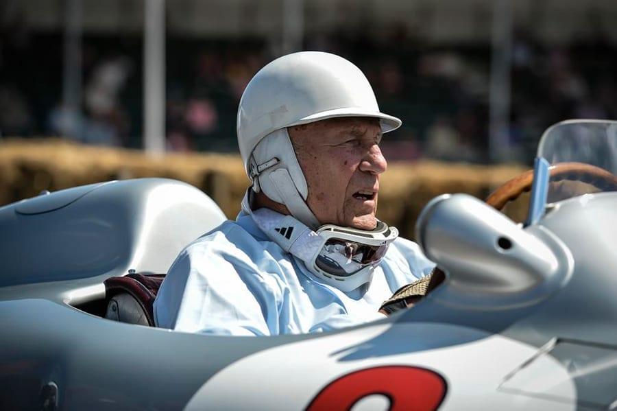 Stirling Moss: no hacen falta títulos para ser el más grande