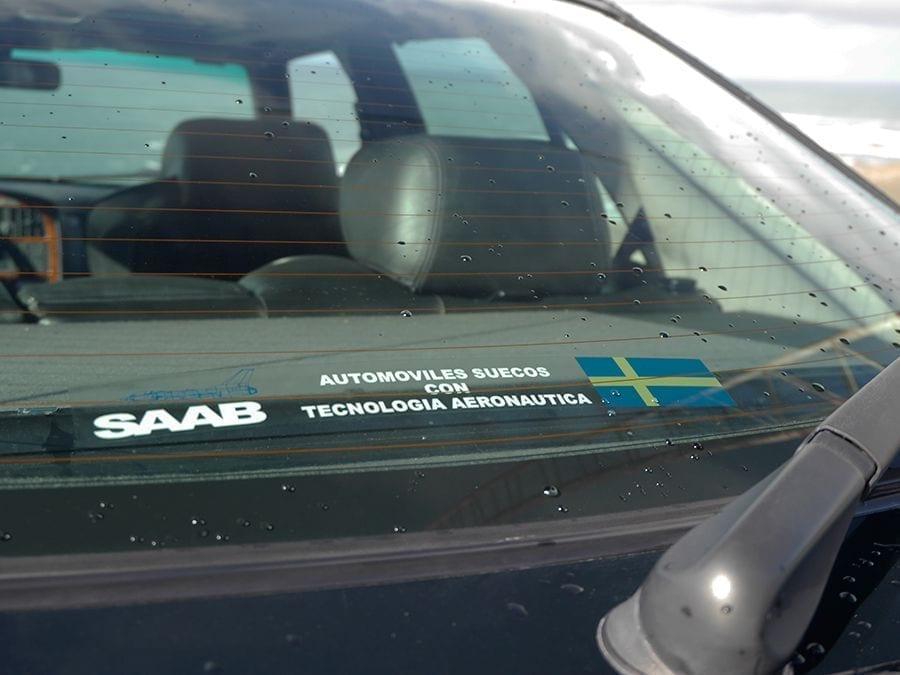 Saab perdió los cielos al unirse a General Motors.