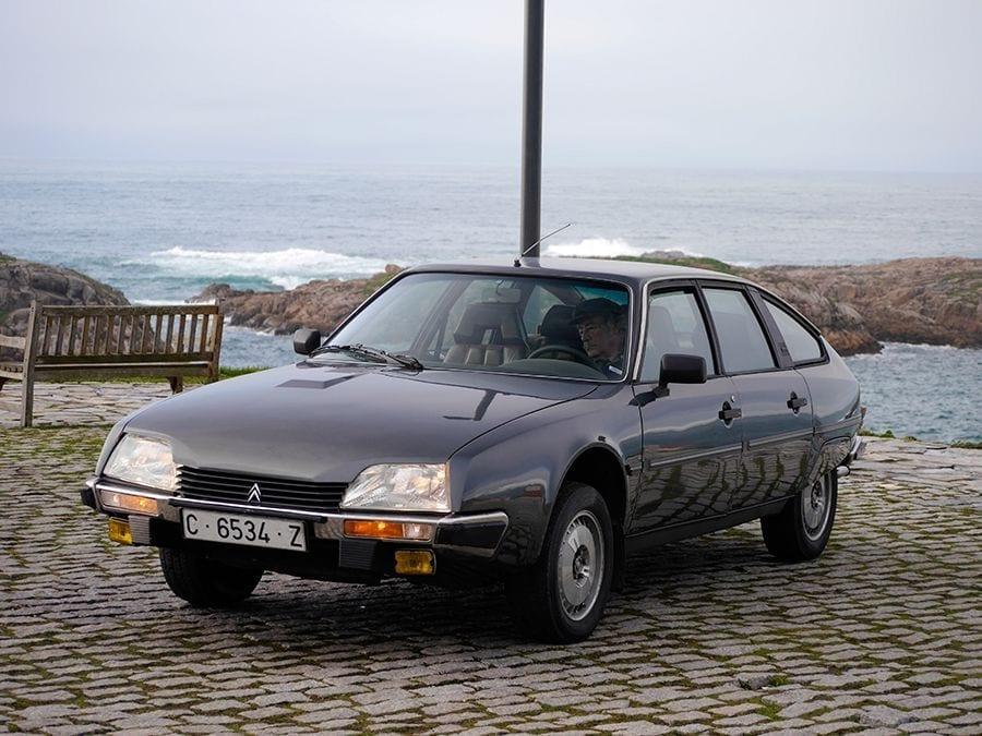 Prueba del Citroen CX GTi de 1984