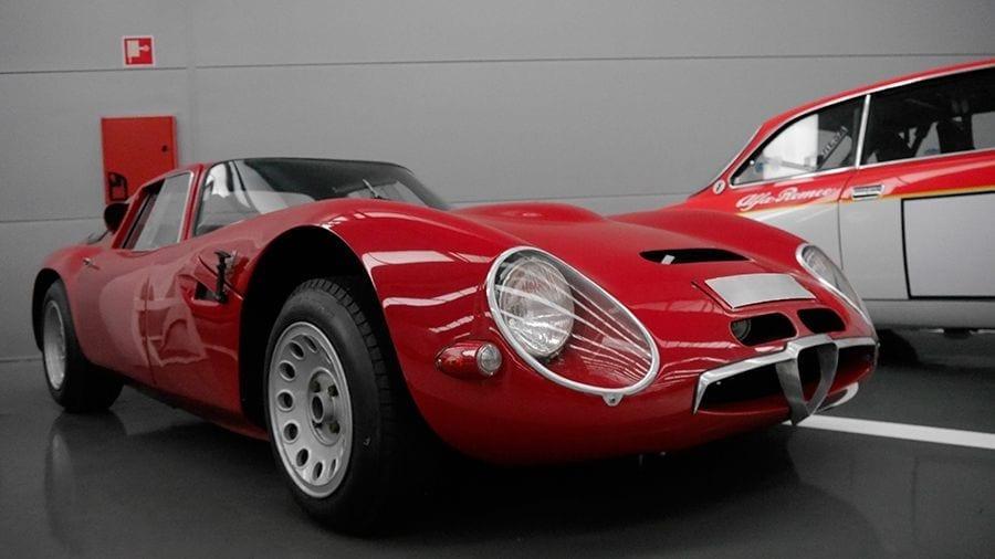 Los Alfa Romeo TZ fueron modelos muy emblemáticos.