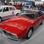 Otro modelo con carrocería Zagato de Alfa Romeo.