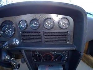 El conductor puede controlar la mecánica gracias a toda esta información.