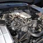 El motor V6 américa tiene una curva de par pletórica.