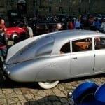 El Tatra T87 fue el favorito de los más poderosos de la época.