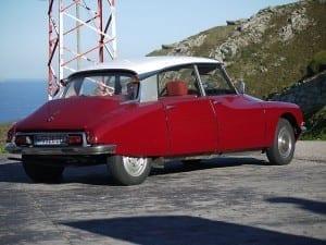 El Citroën DS es una obra maestra de Flaminio Bertoni.