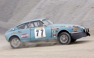 La suspensión del DS logró buenos resultados en competición pese a la escasa potencia de los motores.