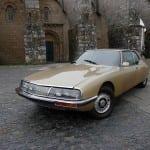 Citroën fue capaz de diseñar un automóvil realmente impresionante.