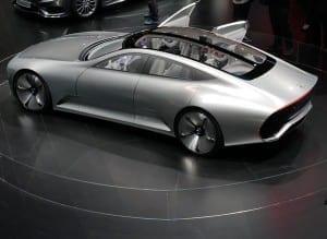 Todos los fabricantes están apostando por la conducción autónoma.