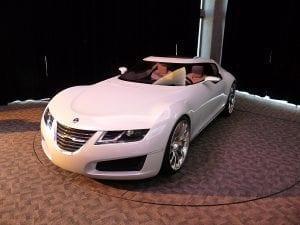 GM sólo permitió a Saab plasmar su creatividad en los concepts.