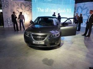 La presentación del Saab 9-5 NG fue retrasada a propósito por GM para garantizar que no sobreviviese.