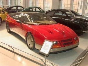 Saab fue visionaria en muchos conceptos, pero se le negó el poder desarrollarlos.