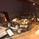 El Saab 99 turbo fue el primer coche sobrealimentado que ganó carreras en el mundial de Rallys.