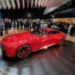 Mercedes Vision Maybach París 2016