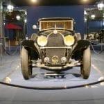 La carrocería cerrada del Royale fue un ilustre de la colección Shakespeare.