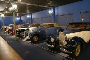 Ver tantos Bugatti juntos es algo que no te puedo describir.