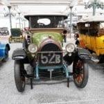 Uno de los primeros Fiat.