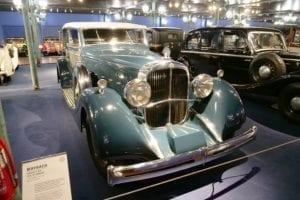 El Maybach era un automóvil excepcional, pero no llegaba al nivel de los Royale.