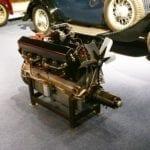 Motor V12 del ingeniero Birkigt