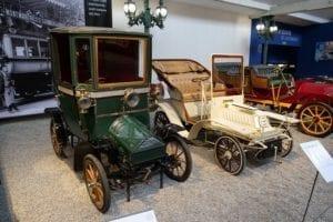 Hay más de un centenar de modelos fabricados entre 1878 y 1909.