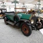 Uno de los primeros Lancia.