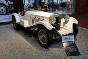 De los primeros modelos con el nombre de Mercedes Benz.