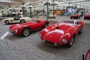 El Alfa Romeo no puede ser más bello.