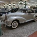 Mercedes se asentó como una de las grandes marcas tras la guerra.