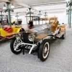Este es el origen de la leyenda de Rolls.