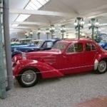 Bonita carrocería de Bugatti.