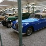 Más modelos de Bugatti.