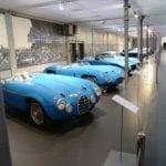 Varios ejemplares de Gordini.