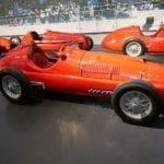 Maserati y Ferrari...