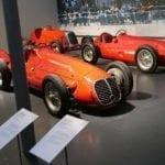 Los mejores coches de competición están aquí.