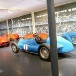 Cada uno de estos coches tiene mucha historia que contar.