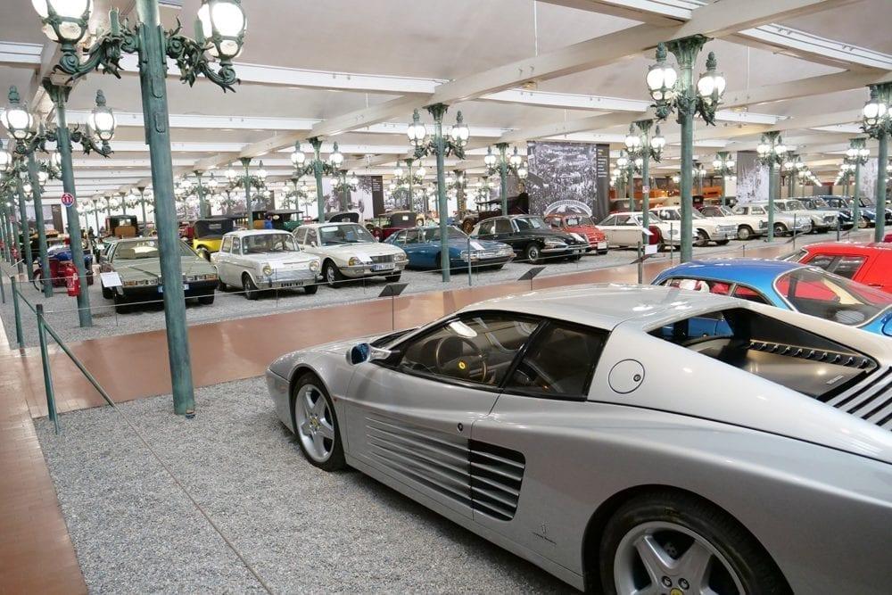 Este Ferrari desentona.