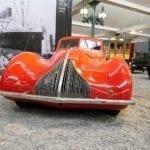 Alfa Romeo era la gran marca europea antes de la Guerra.