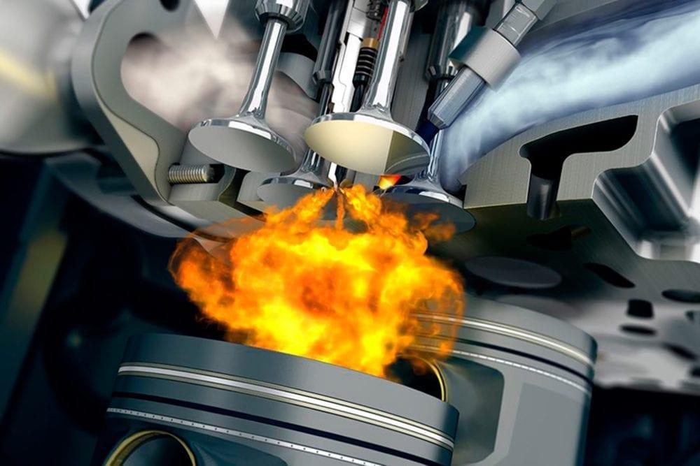 La mayoría de la energía en los motores de combustión se desperdicia.