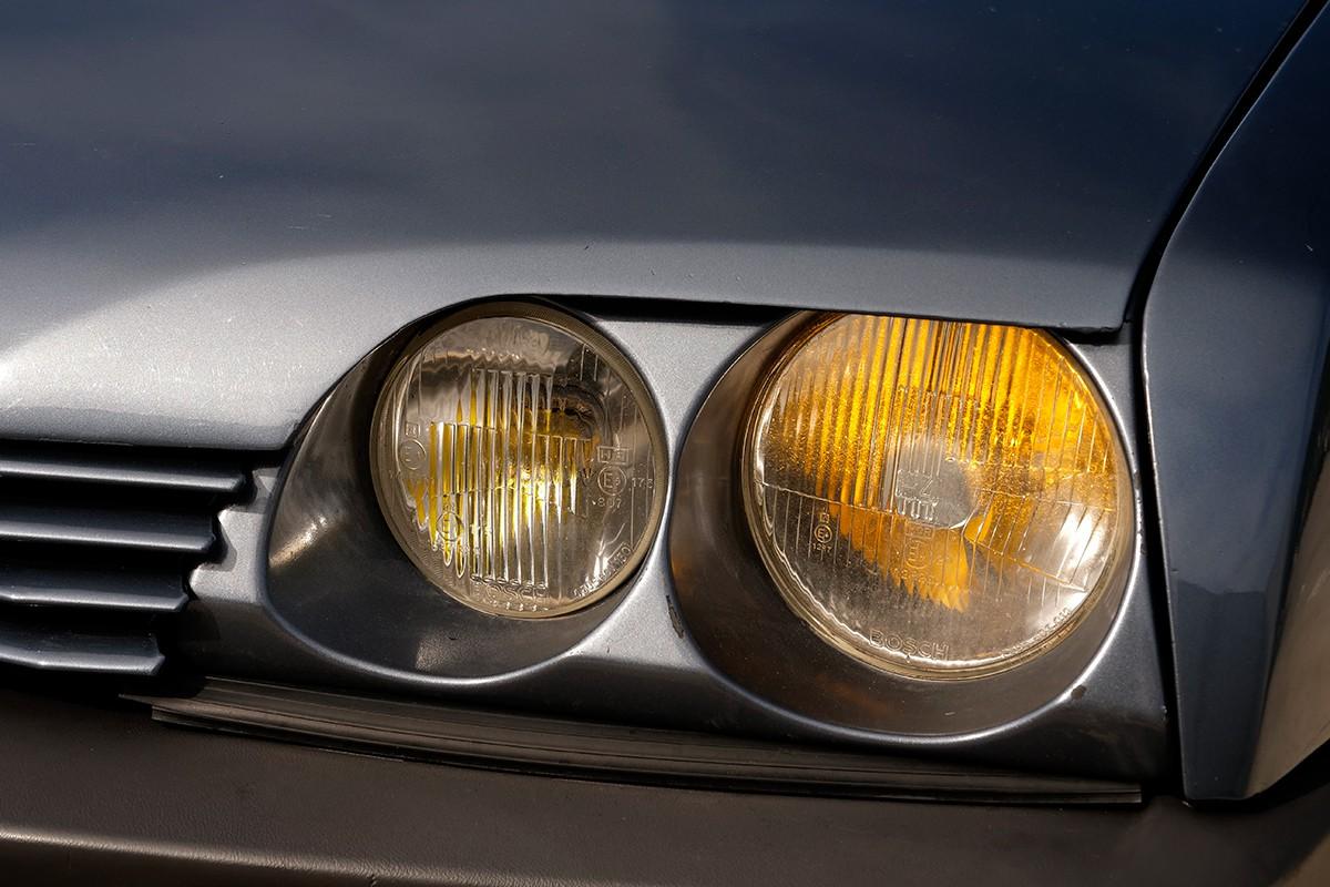 ¿Qué tienen en común estos faros y el Lamborghini Miura?