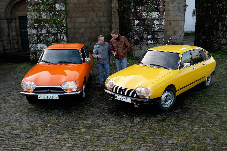 Citroën GS: 50 años de historia del compacto más revolucionario