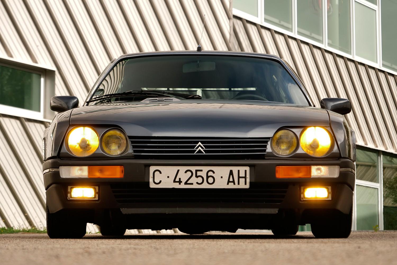 Un Citroën CX Prestige con historia
