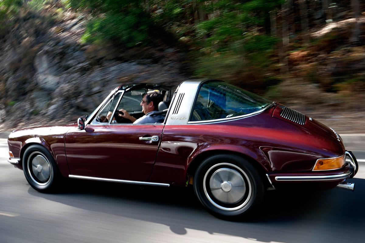 Proyecto Lázaro: el renacer de un Porsche 911 2.0T Targa de 1969